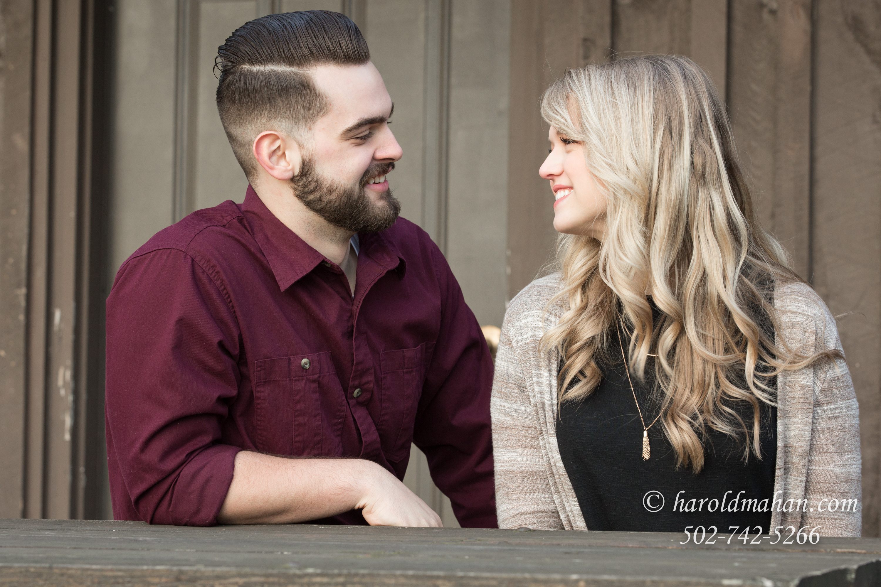 Austin and Brooke Engagement Photos
